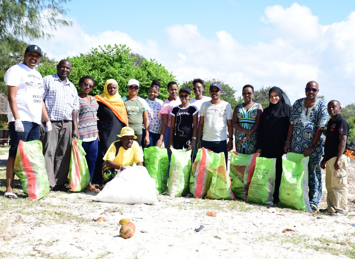 SGM Kenya creating awareness of environmental damage